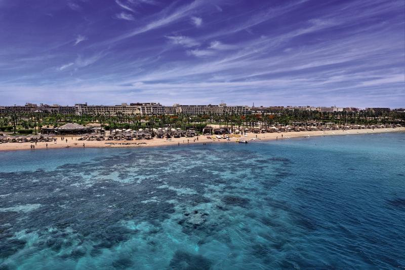 Steigenberger Al Dau Beach Hotel Landschaft