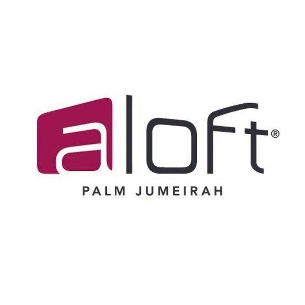Aloft Palm Jumeirah Modellaufnahme