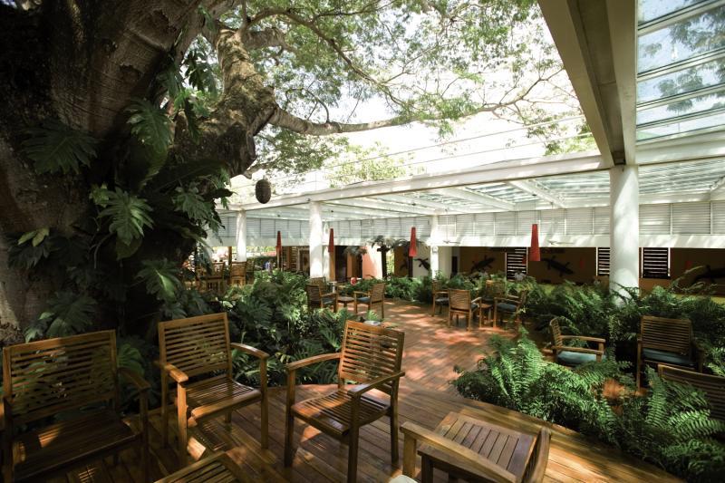 Royal Decameron Golf Beach Resort & Villas Terrasse