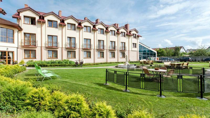 Magnat Resort & Spa Garten