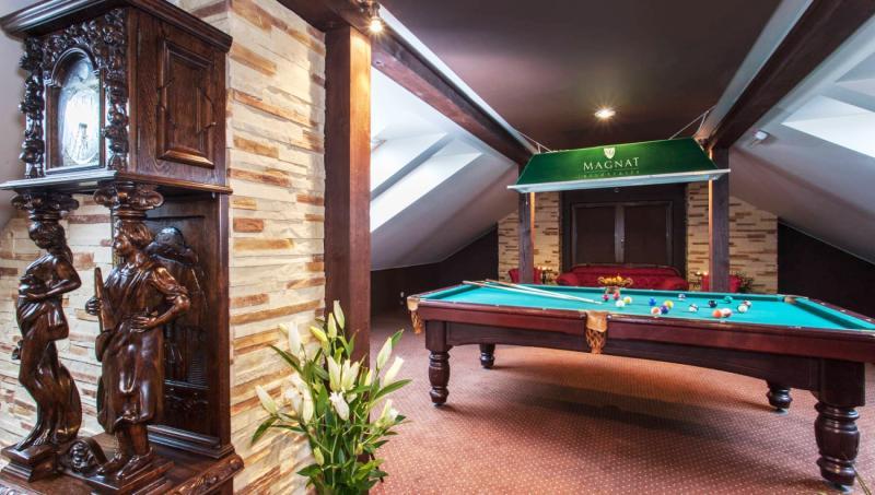 Magnat Resort & Spa Sport und Freizeit