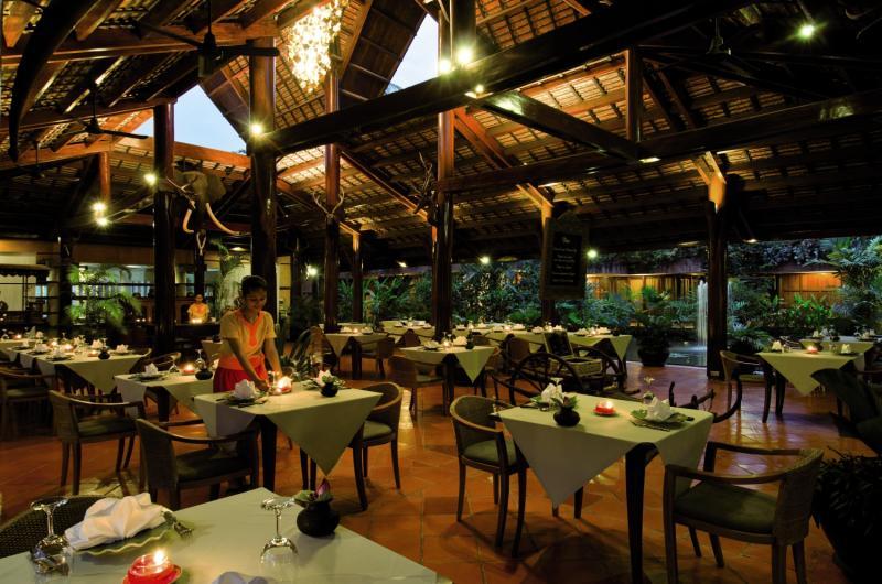 Angkor Village Hotel Restaurant