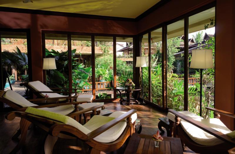 Angkor Village Hotel Wellness