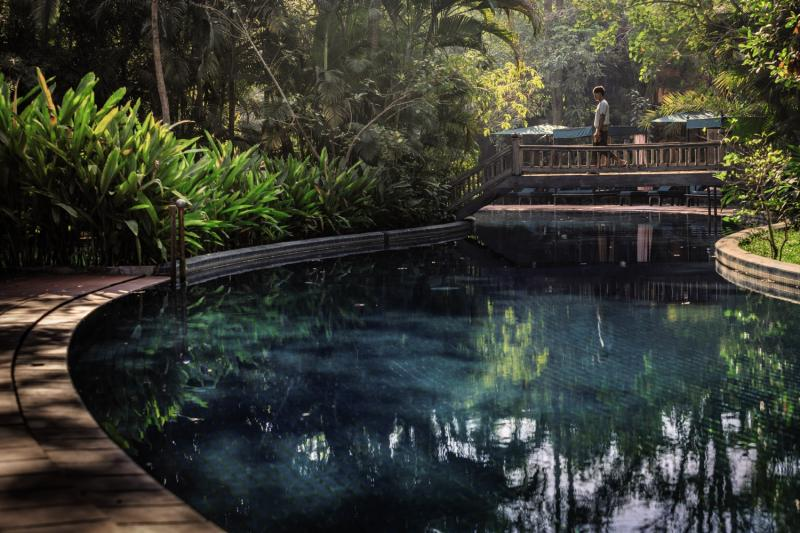 Angkor Village Hotel Pool