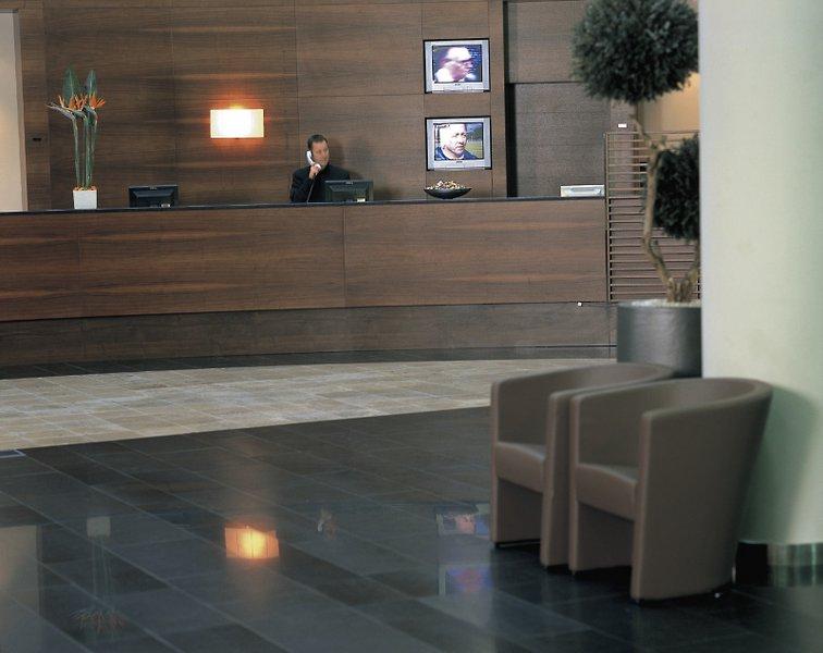 NH Budapest City Lounge/Empfang
