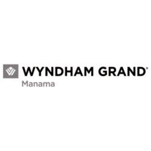 Wyndham Grand Manama Landkarte