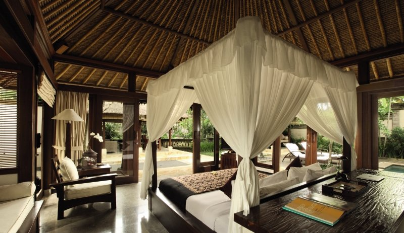The Ubud Village Resort & Spa Wohnbeispiel
