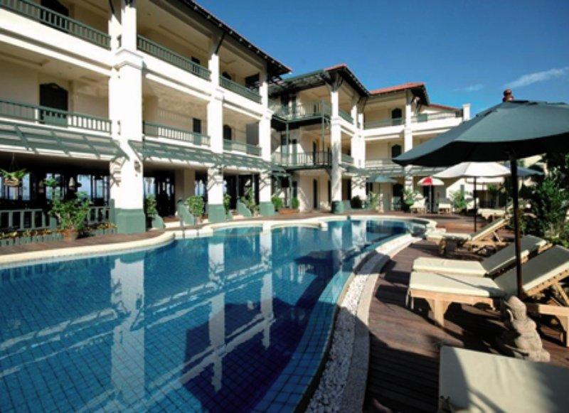 Suwan Palm Beach Resort Außenaufnahme