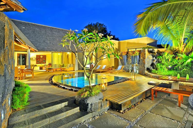 Trou aux Biches Beachcomber Golf Resort & Spa - Villas Terrasse