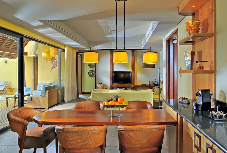 Trou aux Biches Beachcomber Golf Resort & Spa - Villas Lounge/Empfang