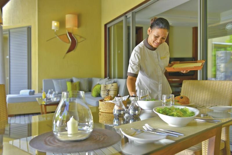 Trou aux Biches Beachcomber Golf Resort & Spa - Villas Restaurant