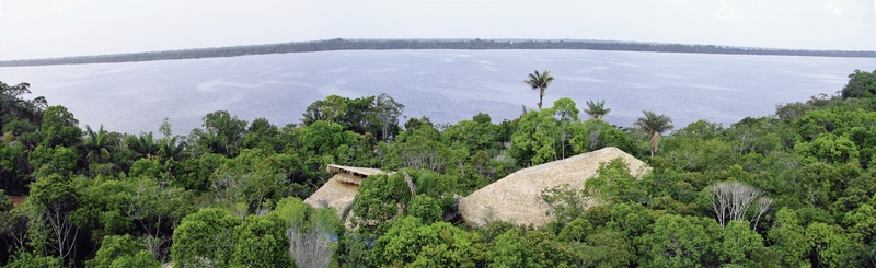 Anavilhanas Jungle Lodge Garten