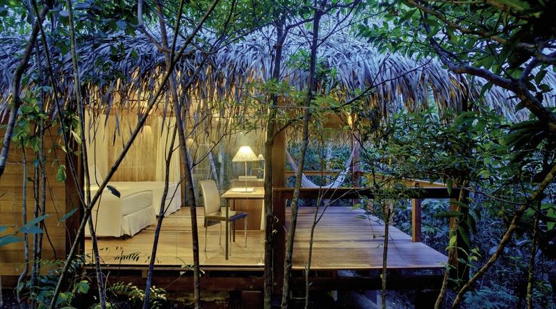 Anavilhanas Jungle Lodge Außenaufnahme