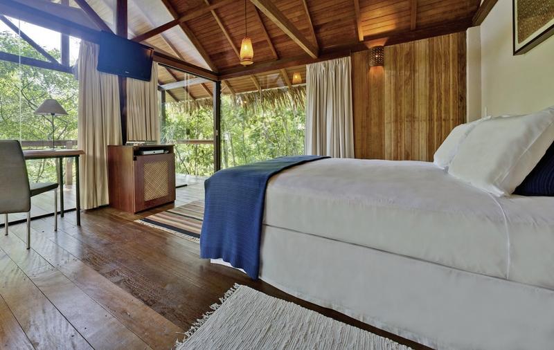 Anavilhanas Jungle Lodge Wohnbeispiel