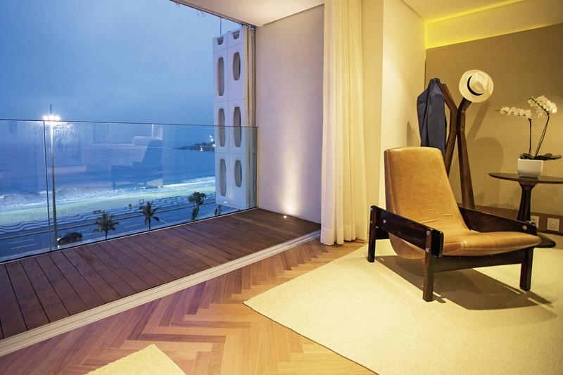 Hotel Emiliano Rio de Janeiro Wohnbeispiel
