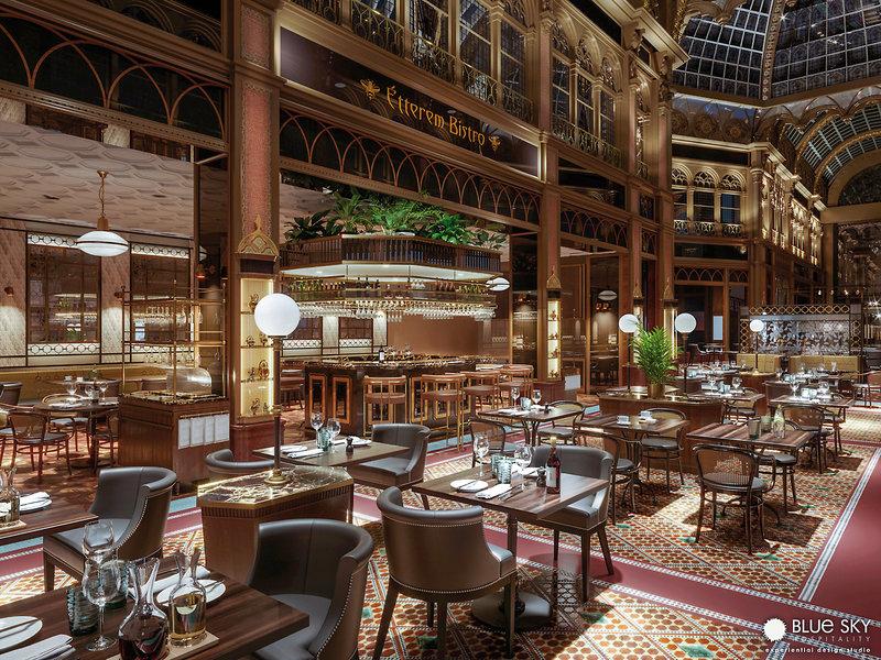 Parisi Udvar Hotel Budapest Restaurant
