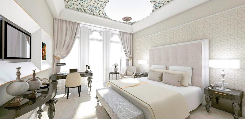 Parisi Udvar Hotel Budapest Wohnbeispiel