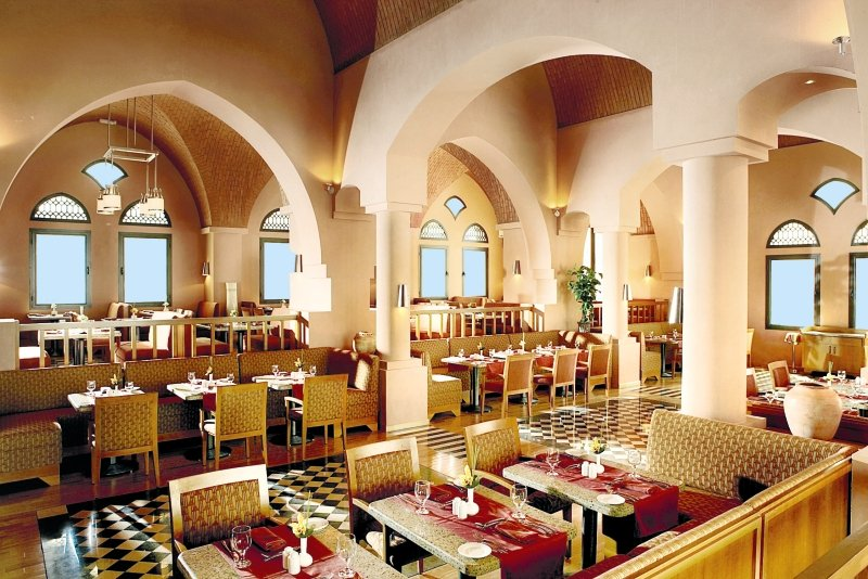 The Cove Rotana Resort Restaurant