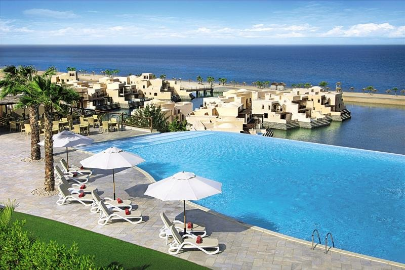 The Cove Rotana Resort Pool