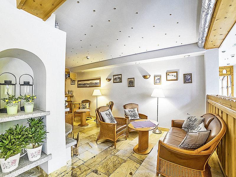 Nosalowy Dwor Hotel Lounge/Empfang