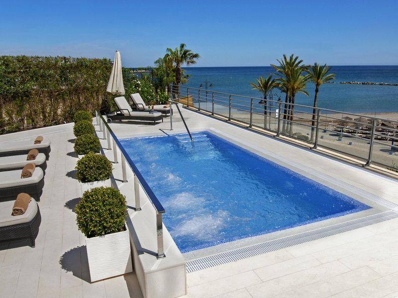 Vincci Seleccion Aleysa Boutique&Spa Pool