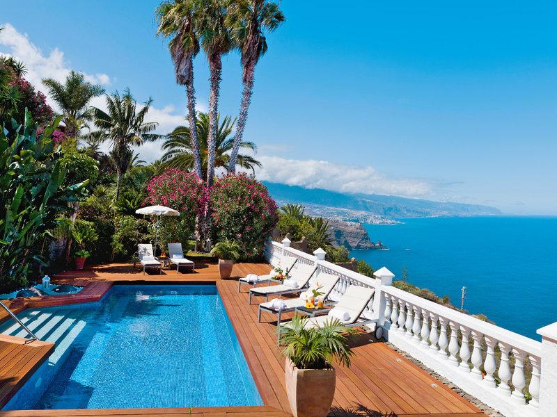 Jardin de La Paz Pool