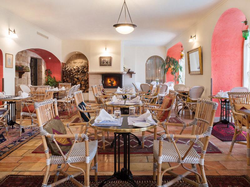 The American Colony Restaurant