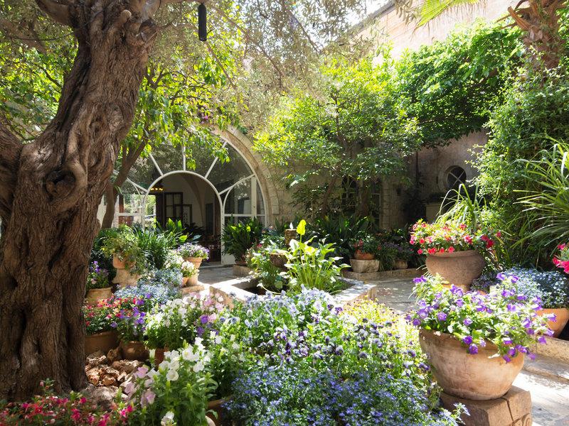 The American Colony Garten