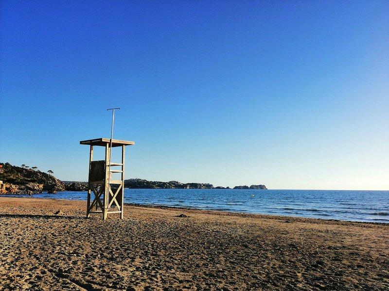 Los Tilos Strand