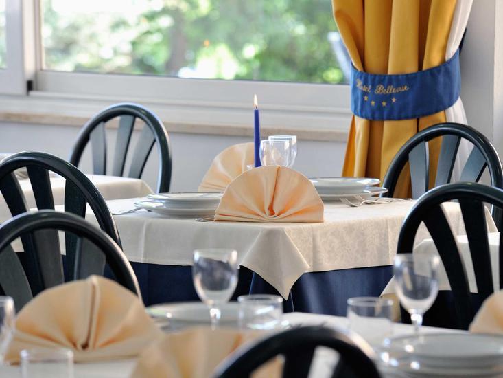 Bellevue Bibione Restaurant