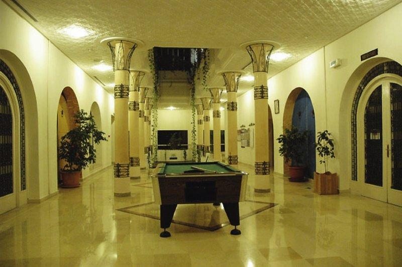 Cyclamens Hotel Mechmoum Sport und Freizeit