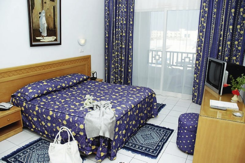 Cyclamens Hotel Mechmoum Wohnbeispiel