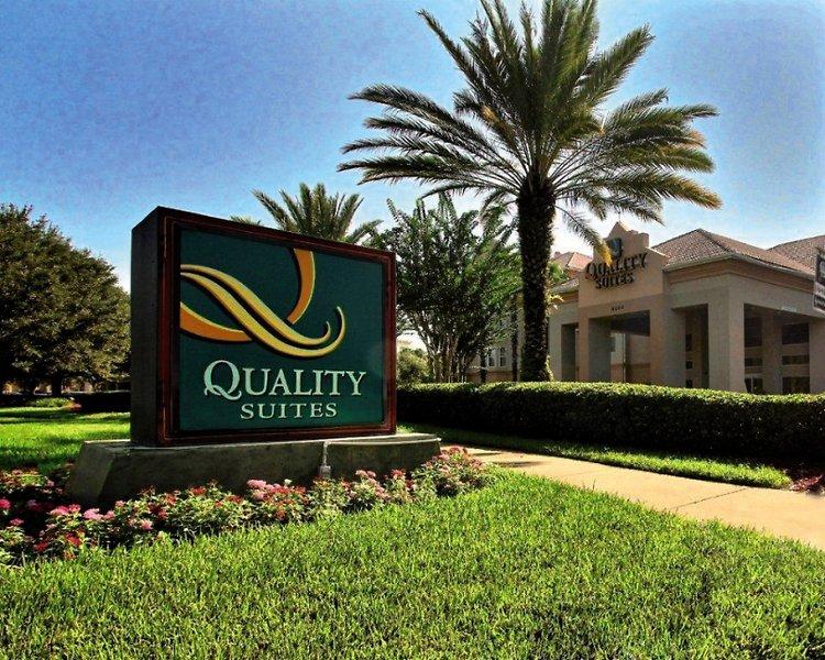 Quality Suites Lake Buena Vista Außenaufnahme