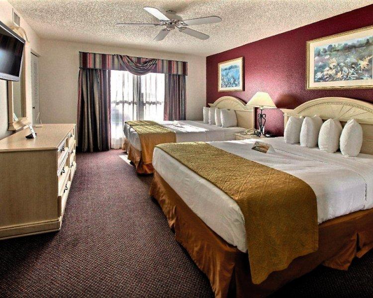 Quality Suites Lake Buena Vista Wohnbeispiel