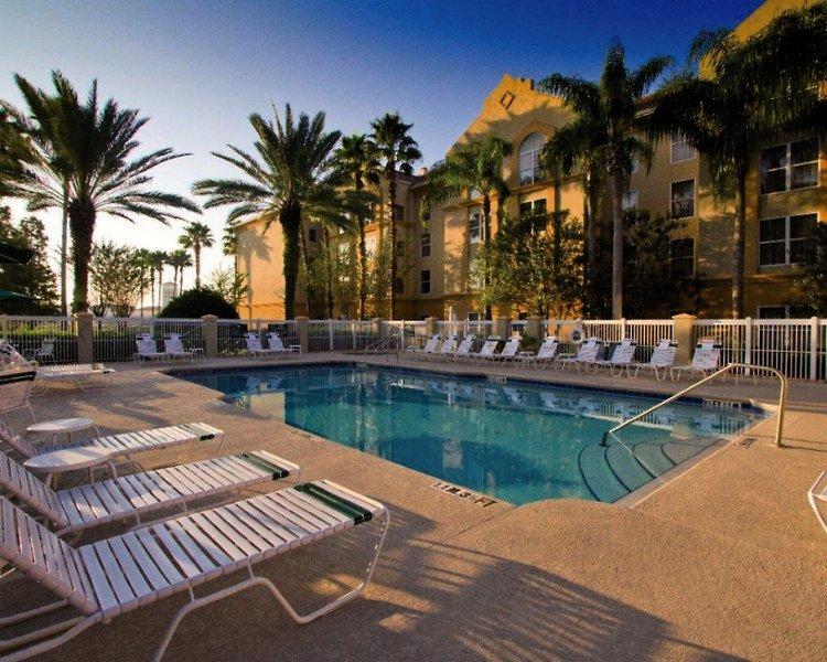 Quality Suites Lake Buena Vista Pool