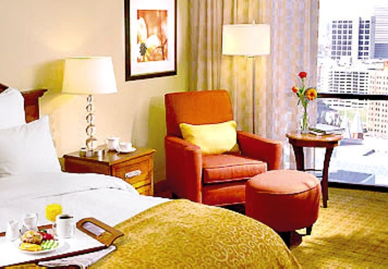 Marriott Atlanta Marquis Wohnbeispiel