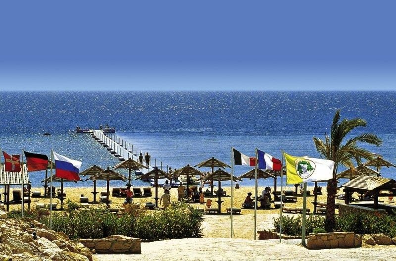 Coral Beach Resort Montazah Strand