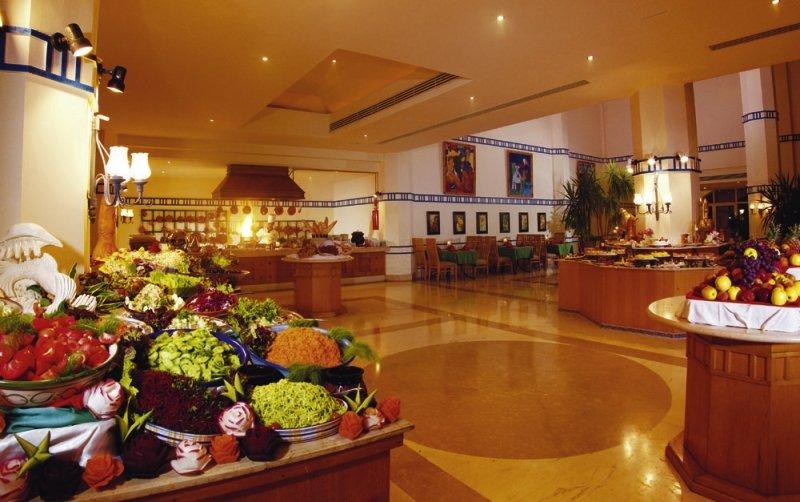 Coral Beach Resort Montazah Restaurant
