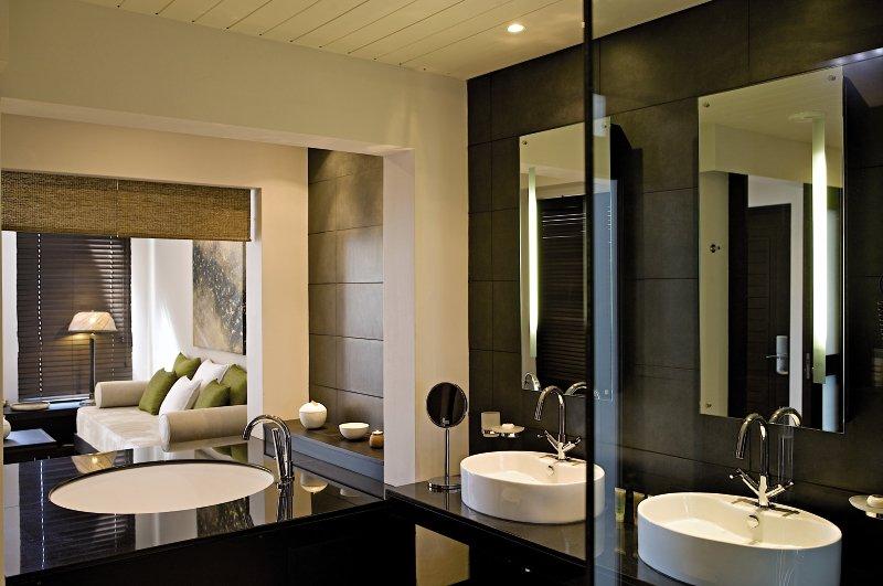 Le Cardinal Exclusive Resort Badezimmer