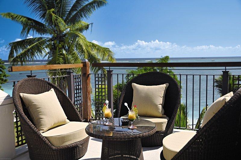 Le Cardinal Exclusive Resort Terrasse