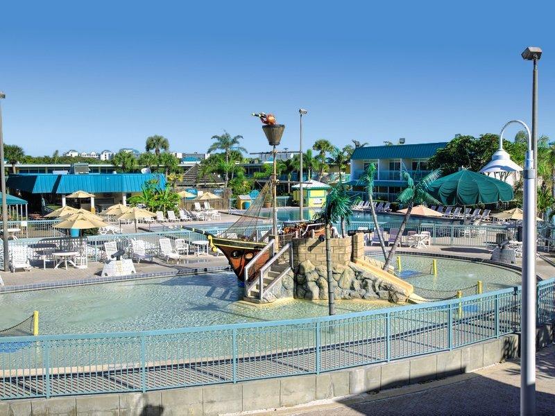 International Palms Oceanfront Resort Cocoa Beach Pool