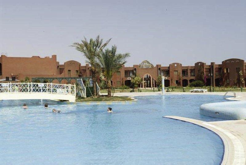 Magawish Village & Resort Pool