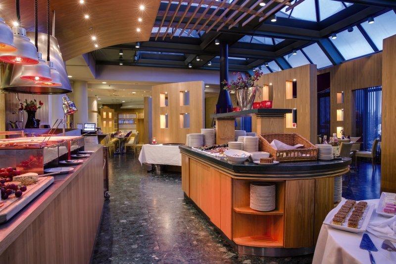 Radisson Blu Saga Restaurant