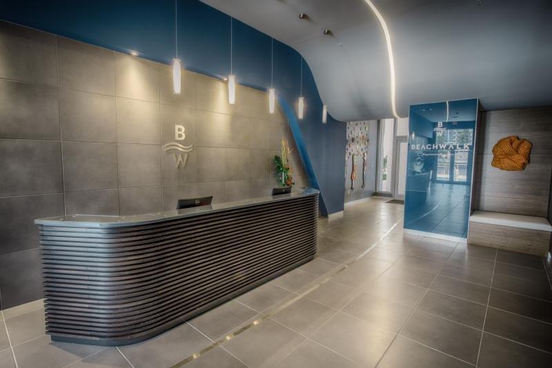 Beachwalk Resort Lounge/Empfang