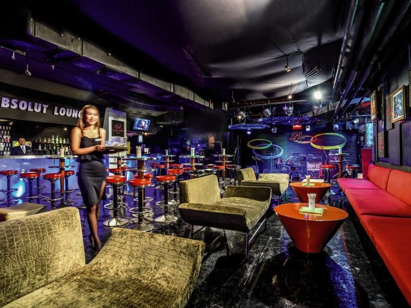 Novotel Siam Square Bar