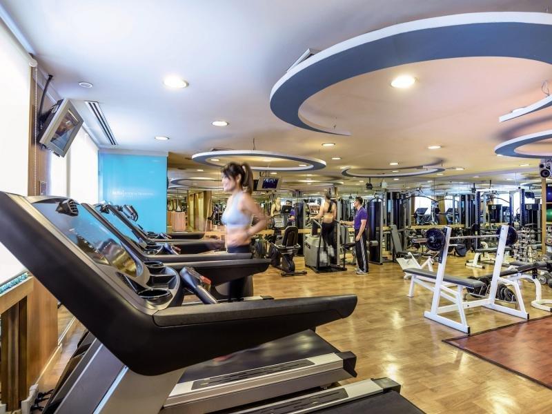 Novotel Siam Square Sport und Freizeit