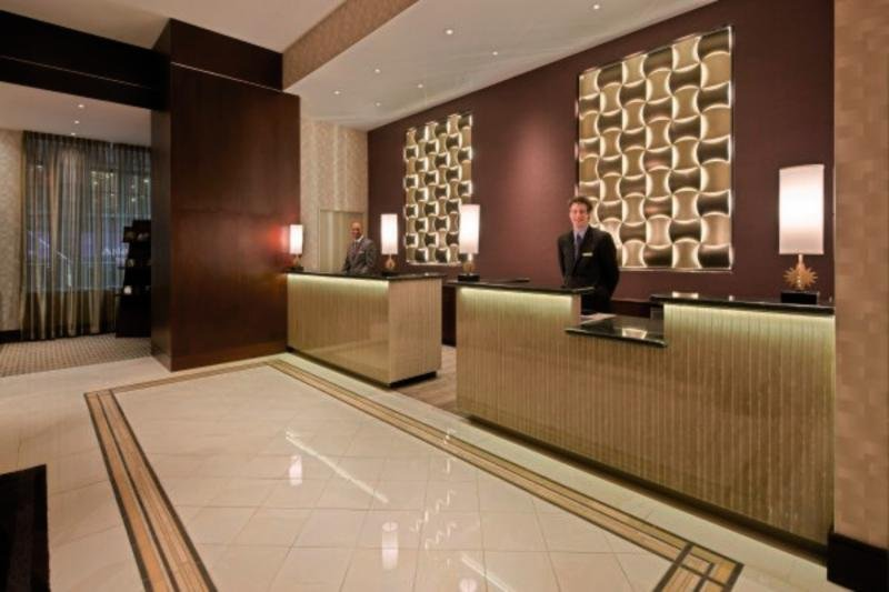 Doubletree New York Financial District Lounge/Empfang