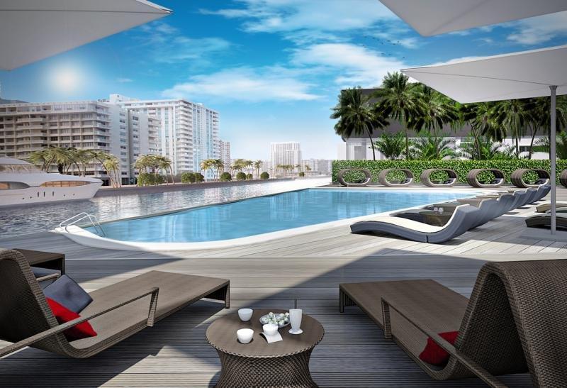 Beachwalk Resort Pool