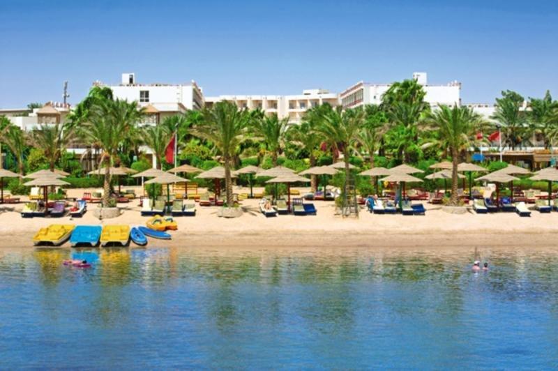 Hotel Hawaii Palm Resort  Strand