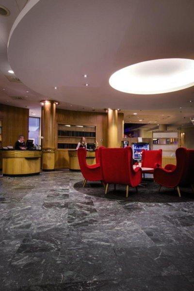Radisson Blu Saga Lounge/Empfang